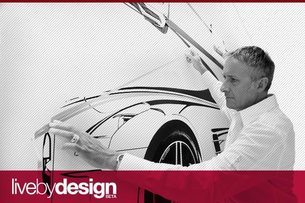 LiveByDesign - website design by DO - product design website