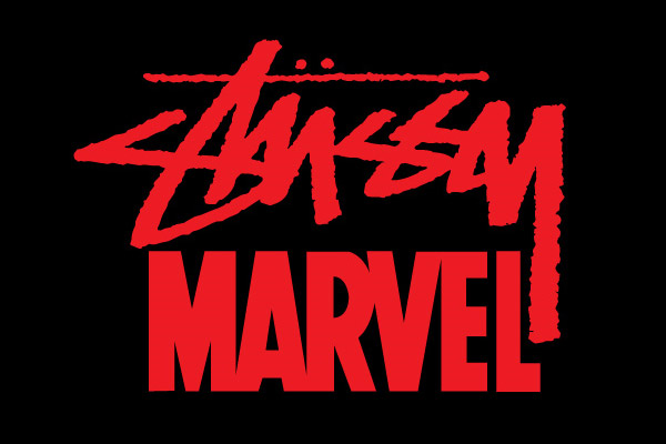 Stussy and Marvel Collaboration