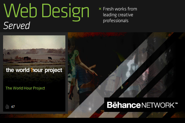 website design agency behance