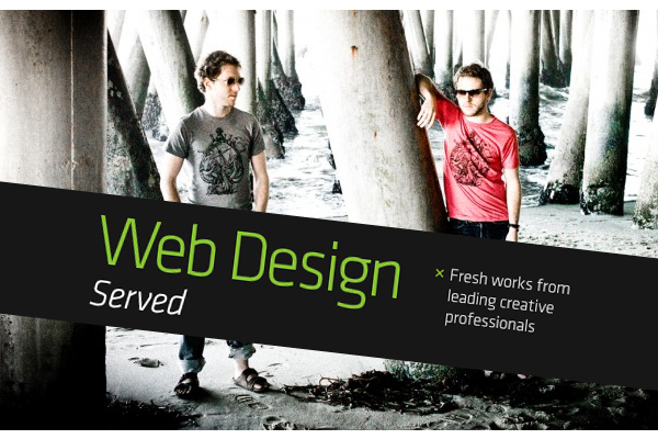 web design featured