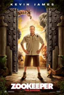 Kevin James Zookeeper