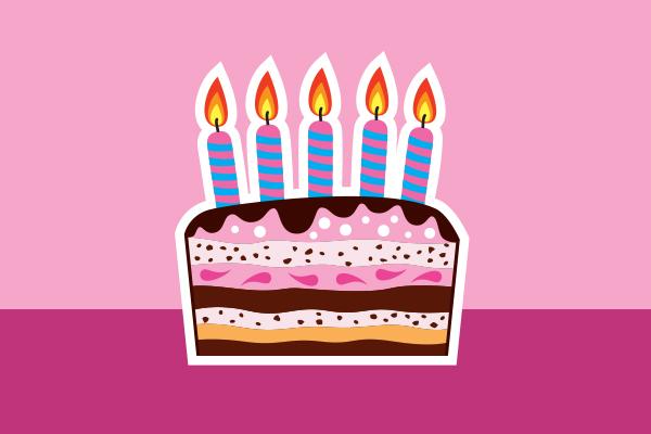 Social Worker Birthday Cake