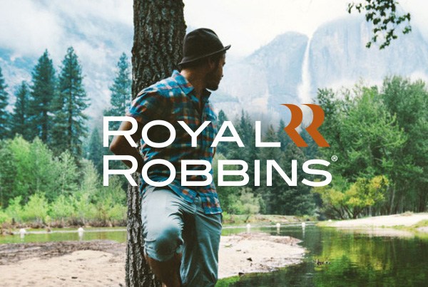 Royal Robbins website redesign