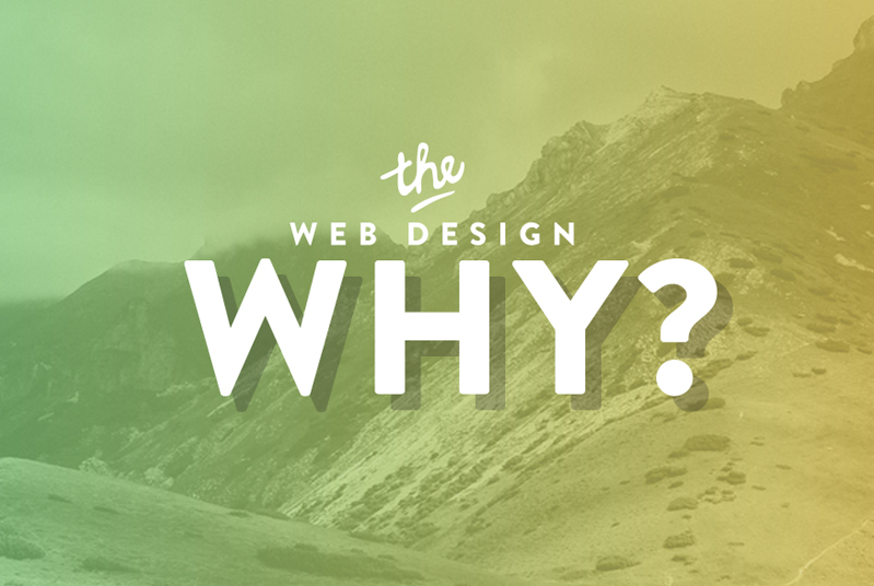 why of web design