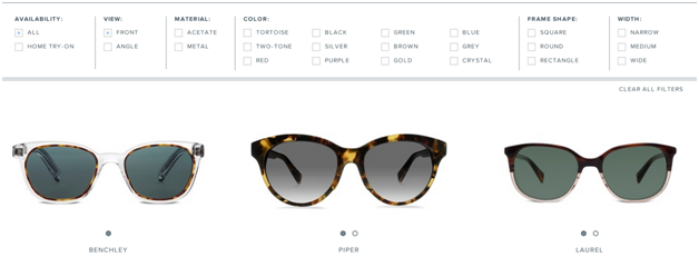 Image courtesy of warbyparker.com