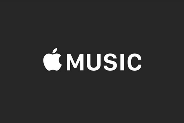 Apple Music Logo via Consequence of Sound