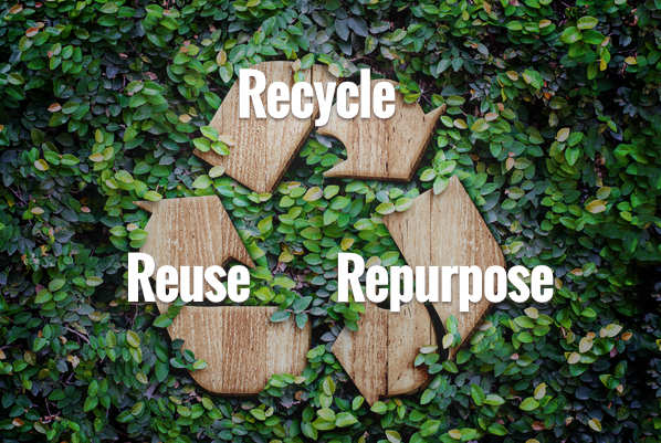 Recycle. Reuse. Repurposing Content During the Busiest Time of Year