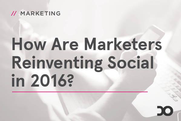 Social Media in 2016