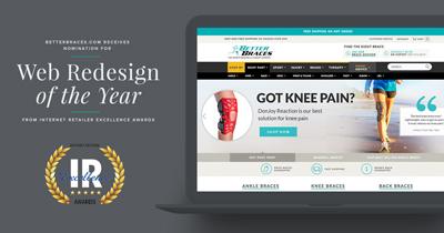 Ecommerce Website Design Award 2016