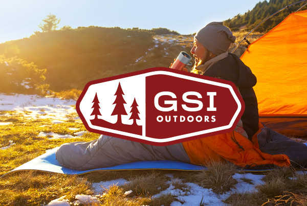 GSI Outdoors website redesign