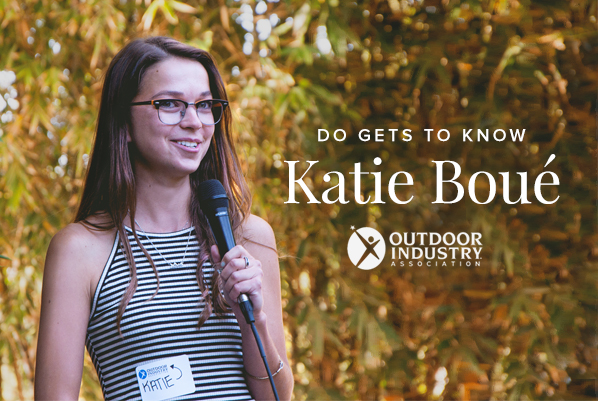 Do Gets to Know Katie Boué