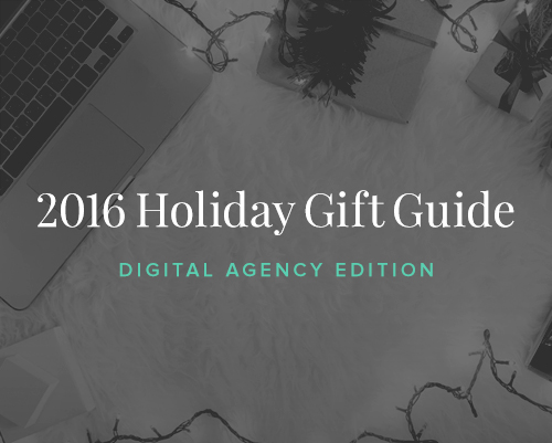 A Digital Agency Gift Guide