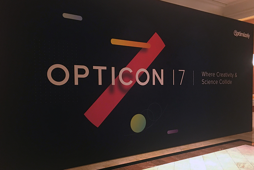 Digital Operative | Opticon 2017