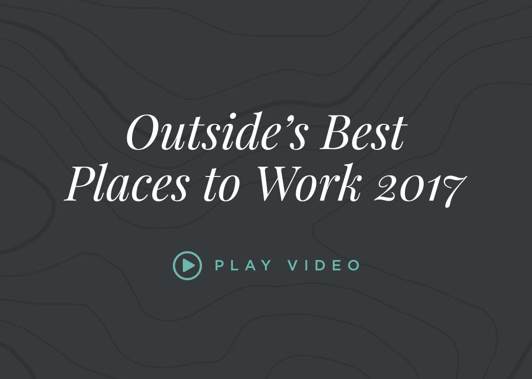Digital Operative | Outside's Best Places to Work 2017