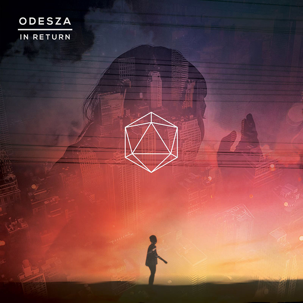 ODESZA - In Return - Top Albums for Designers