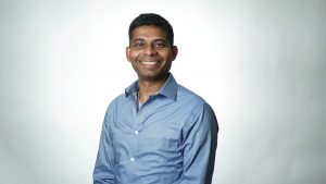 Chief Product Officer, Srini Guddanti